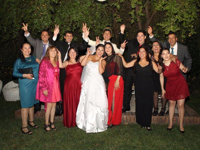 El matrimonio de María Paz y Cristian en Graneros, Cachapoal 79