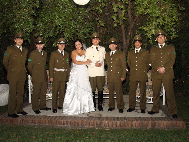 El matrimonio de María Paz y Cristian en Graneros, Cachapoal 80