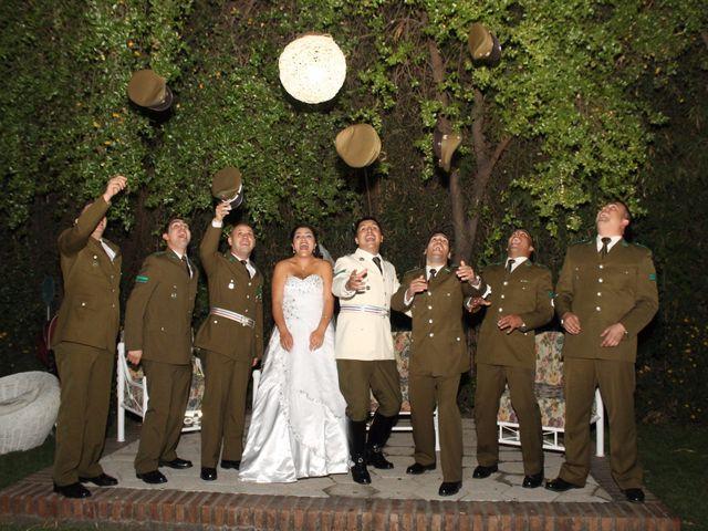 El matrimonio de María Paz y Cristian en Graneros, Cachapoal 81