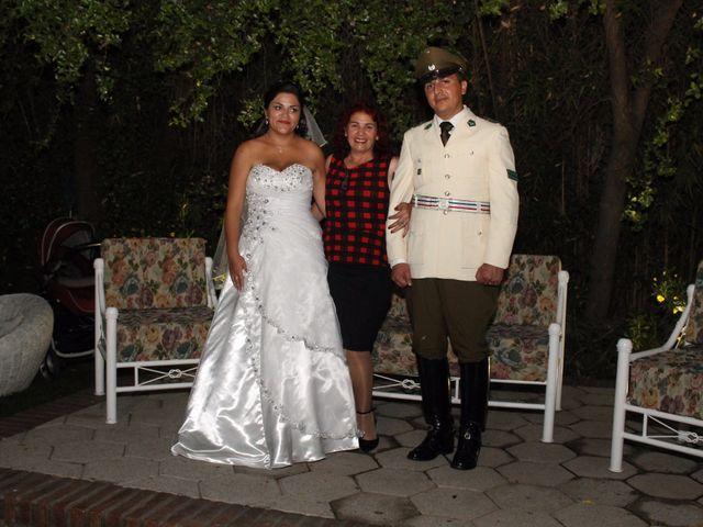 El matrimonio de María Paz y Cristian en Graneros, Cachapoal 82