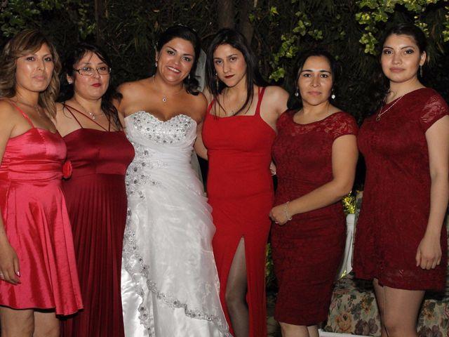 El matrimonio de María Paz y Cristian en Graneros, Cachapoal 85