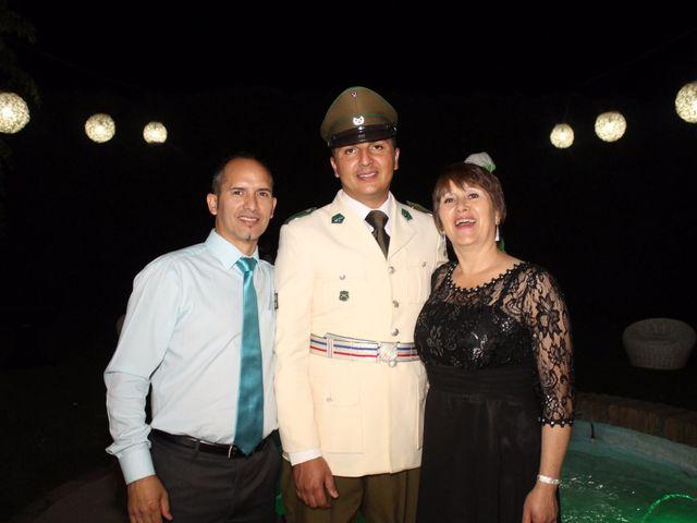 El matrimonio de María Paz y Cristian en Graneros, Cachapoal 87