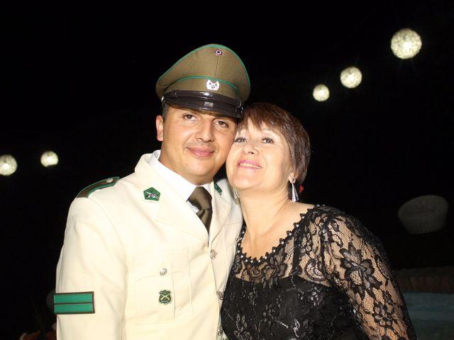 El matrimonio de María Paz y Cristian en Graneros, Cachapoal 91