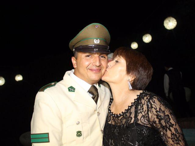 El matrimonio de María Paz y Cristian en Graneros, Cachapoal 92