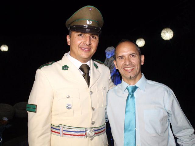 El matrimonio de María Paz y Cristian en Graneros, Cachapoal 93