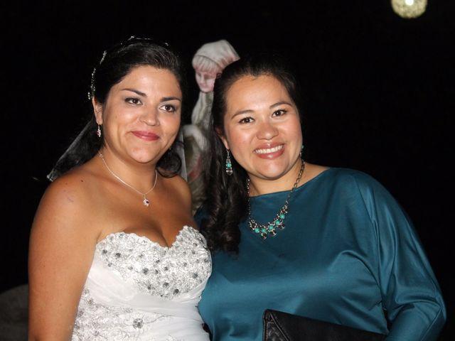 El matrimonio de María Paz y Cristian en Graneros, Cachapoal 94