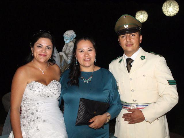 El matrimonio de María Paz y Cristian en Graneros, Cachapoal 95