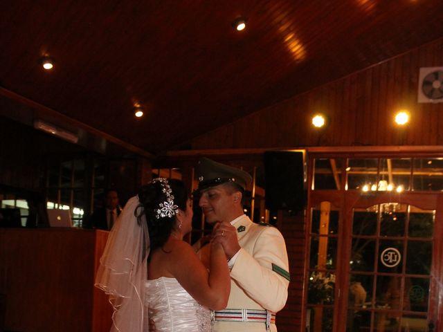 El matrimonio de María Paz y Cristian en Graneros, Cachapoal 99