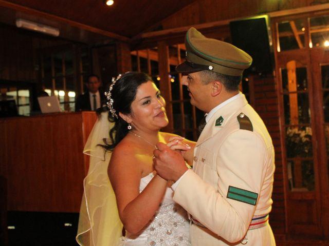 El matrimonio de María Paz y Cristian en Graneros, Cachapoal 100