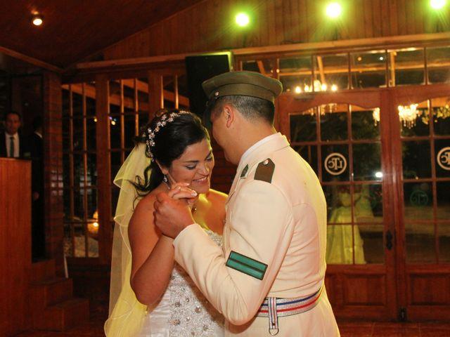 El matrimonio de María Paz y Cristian en Graneros, Cachapoal 101