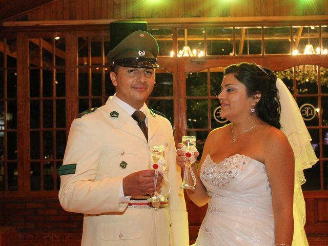 El matrimonio de María Paz y Cristian en Graneros, Cachapoal 102