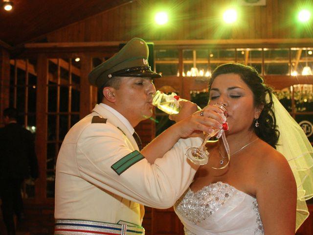El matrimonio de María Paz y Cristian en Graneros, Cachapoal 103