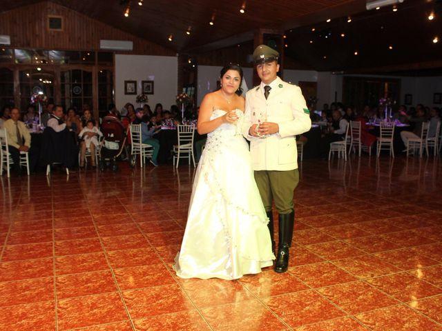 El matrimonio de María Paz y Cristian en Graneros, Cachapoal 106