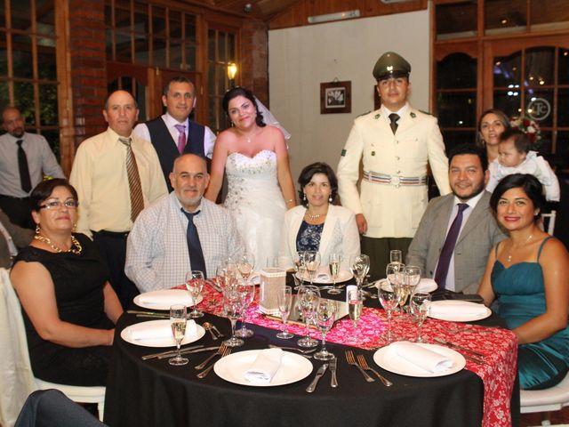 El matrimonio de María Paz y Cristian en Graneros, Cachapoal 107