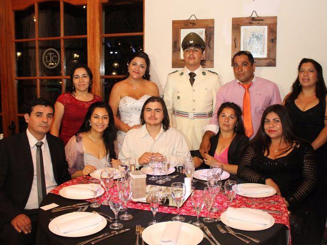 El matrimonio de María Paz y Cristian en Graneros, Cachapoal 108