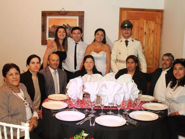 El matrimonio de María Paz y Cristian en Graneros, Cachapoal 112