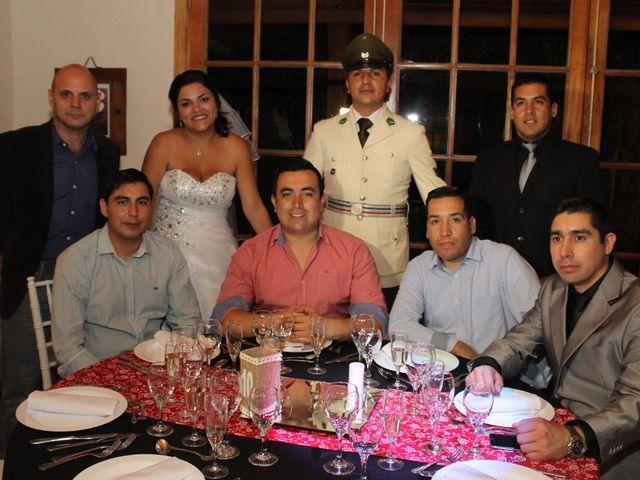 El matrimonio de María Paz y Cristian en Graneros, Cachapoal 114