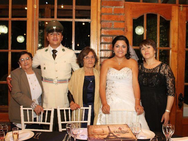 El matrimonio de María Paz y Cristian en Graneros, Cachapoal 116