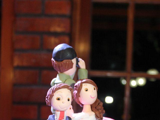 El matrimonio de María Paz y Cristian en Graneros, Cachapoal 118