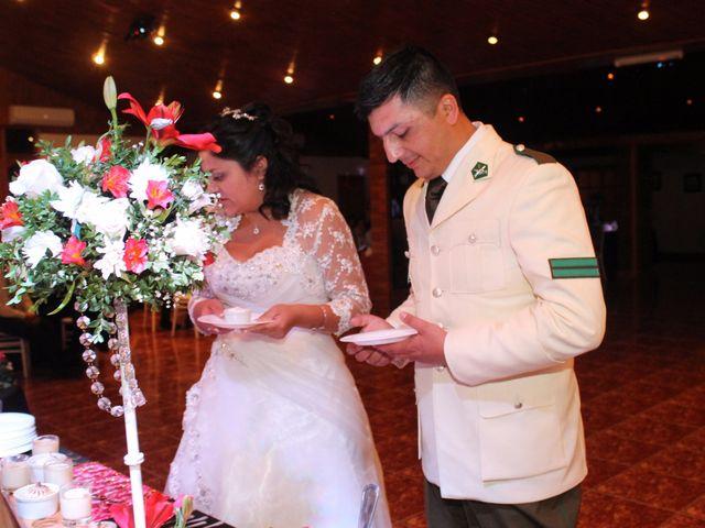 El matrimonio de María Paz y Cristian en Graneros, Cachapoal 125