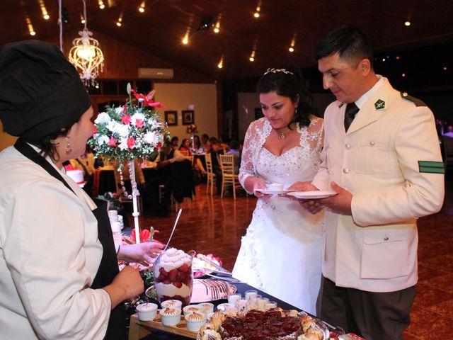 El matrimonio de María Paz y Cristian en Graneros, Cachapoal 126