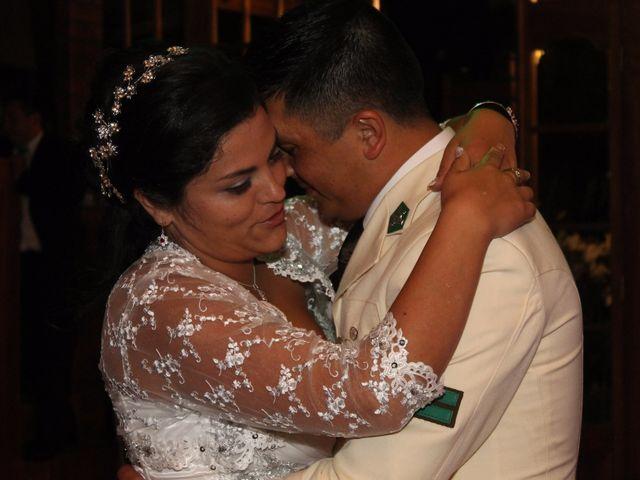 El matrimonio de María Paz y Cristian en Graneros, Cachapoal 127