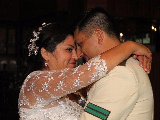 El matrimonio de María Paz y Cristian en Graneros, Cachapoal 128