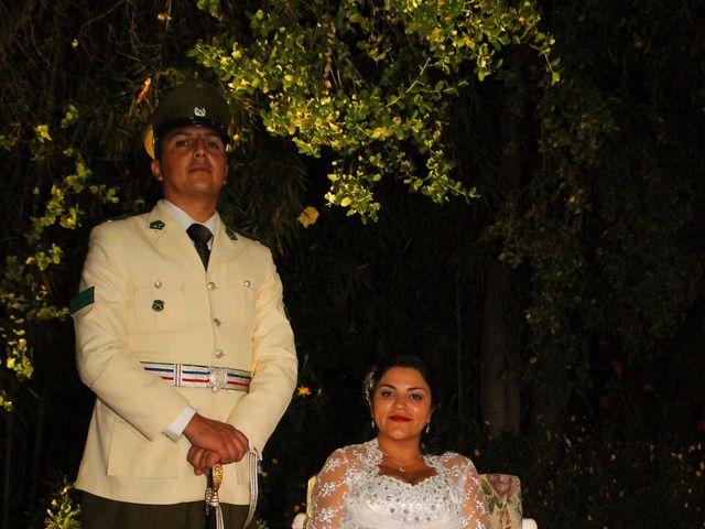 El matrimonio de María Paz y Cristian en Graneros, Cachapoal 129