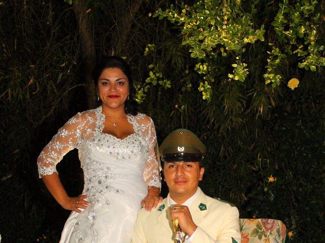 El matrimonio de María Paz y Cristian en Graneros, Cachapoal 130