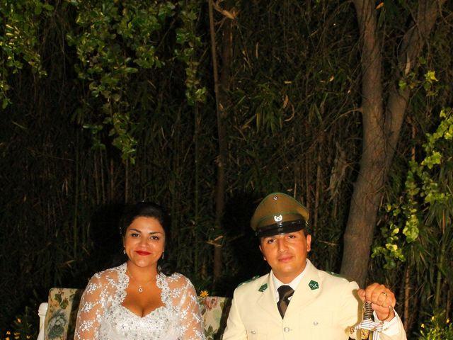 El matrimonio de María Paz y Cristian en Graneros, Cachapoal 131