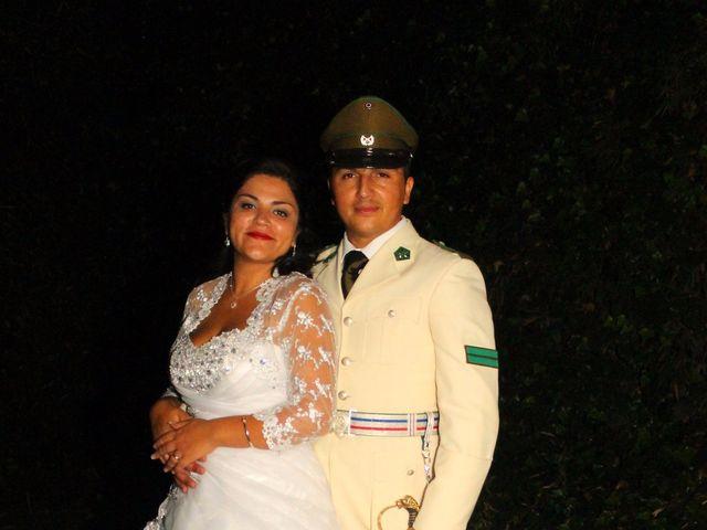 El matrimonio de María Paz y Cristian en Graneros, Cachapoal 132