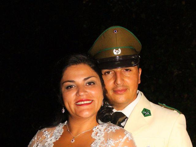 El matrimonio de María Paz y Cristian en Graneros, Cachapoal 133