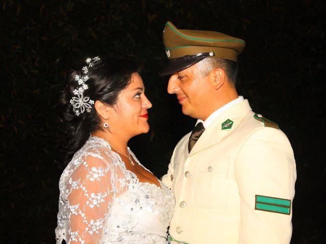 El matrimonio de María Paz y Cristian en Graneros, Cachapoal 134