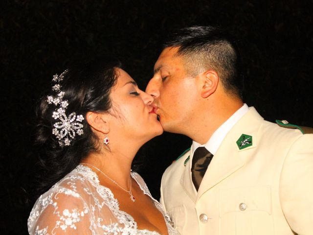 El matrimonio de María Paz y Cristian en Graneros, Cachapoal 135