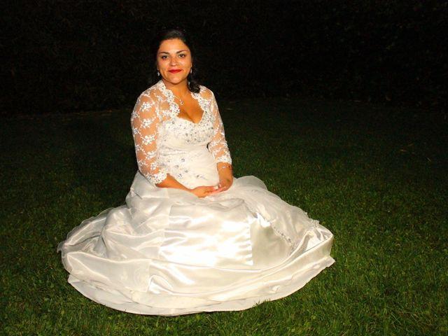 El matrimonio de María Paz y Cristian en Graneros, Cachapoal 137