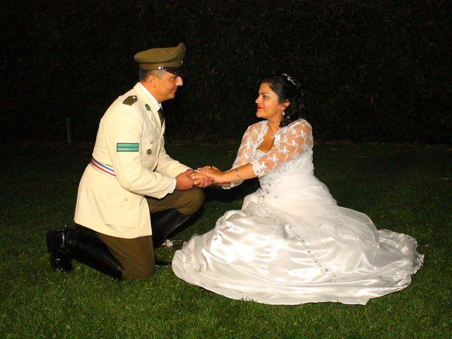 El matrimonio de María Paz y Cristian en Graneros, Cachapoal 142