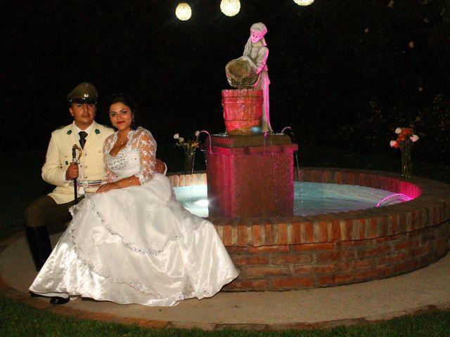 El matrimonio de María Paz y Cristian en Graneros, Cachapoal 143