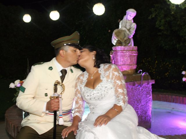 El matrimonio de María Paz y Cristian en Graneros, Cachapoal 144