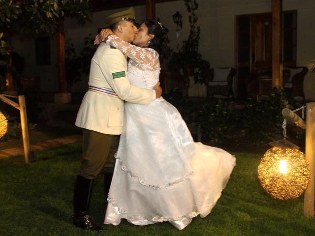 El matrimonio de María Paz y Cristian en Graneros, Cachapoal 145