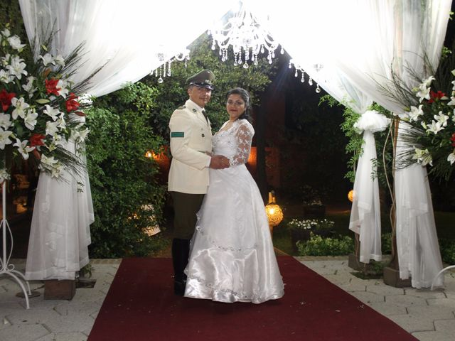 El matrimonio de María Paz y Cristian en Graneros, Cachapoal 2