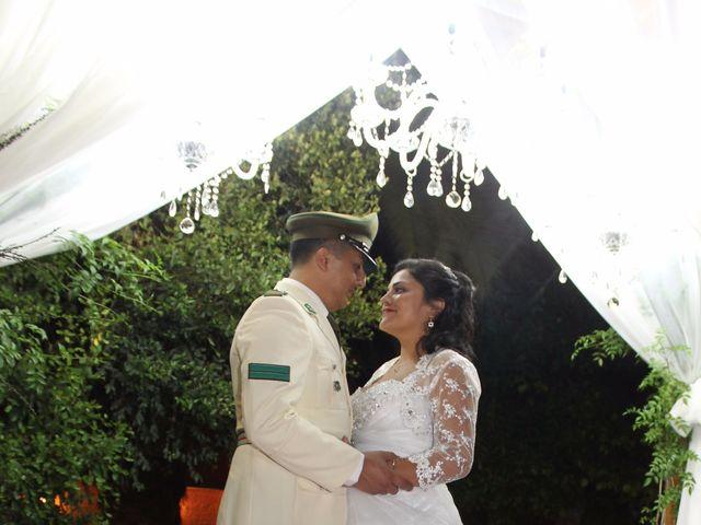 El matrimonio de María Paz y Cristian en Graneros, Cachapoal 146