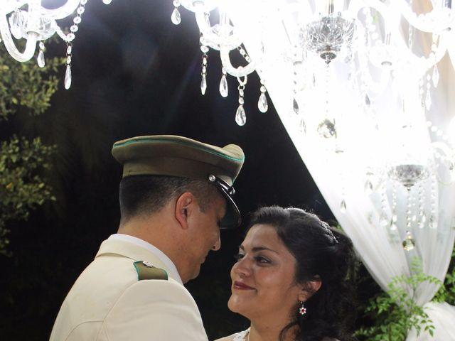 El matrimonio de María Paz y Cristian en Graneros, Cachapoal 147