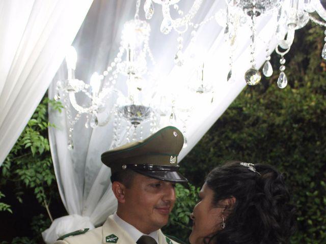 El matrimonio de María Paz y Cristian en Graneros, Cachapoal 148