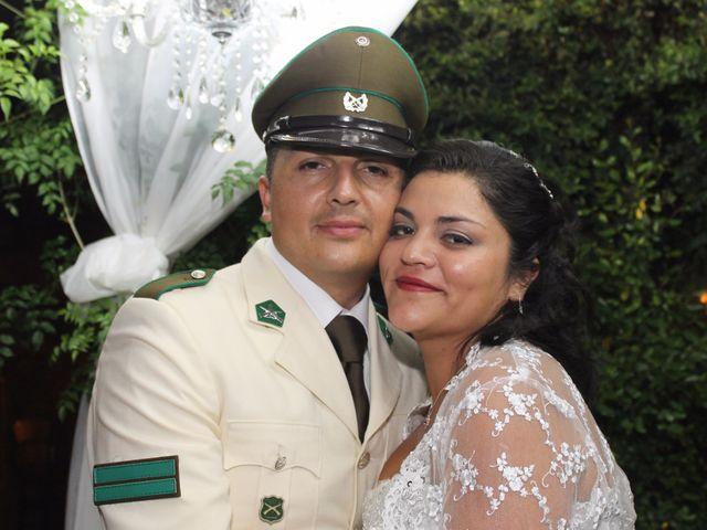 El matrimonio de María Paz y Cristian en Graneros, Cachapoal 149