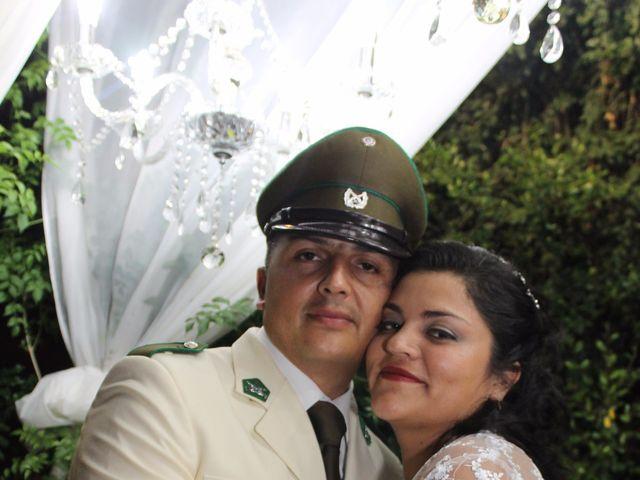 El matrimonio de María Paz y Cristian en Graneros, Cachapoal 150