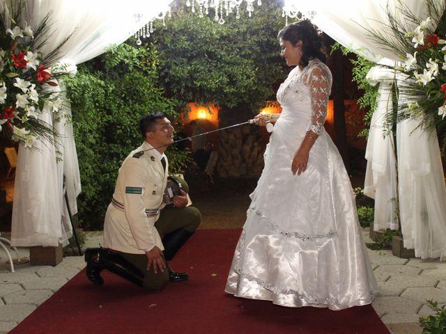 El matrimonio de María Paz y Cristian en Graneros, Cachapoal 151