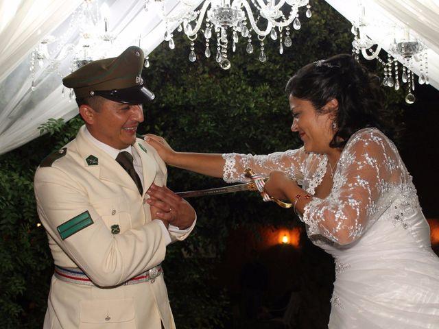 El matrimonio de María Paz y Cristian en Graneros, Cachapoal 154
