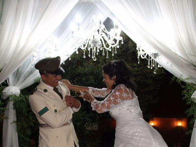 El matrimonio de María Paz y Cristian en Graneros, Cachapoal 156