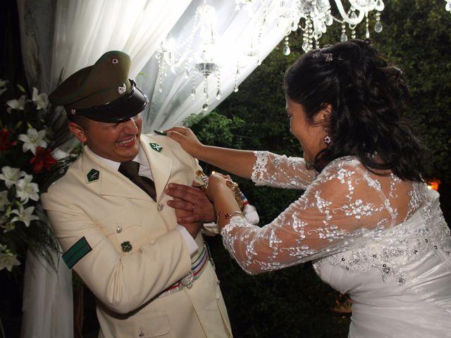 El matrimonio de María Paz y Cristian en Graneros, Cachapoal 157