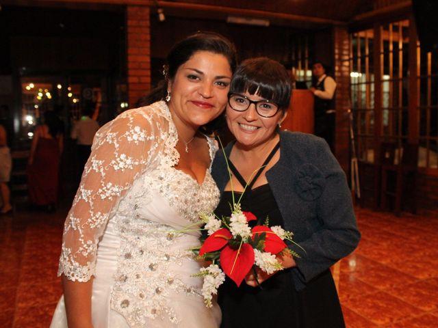 El matrimonio de María Paz y Cristian en Graneros, Cachapoal 160